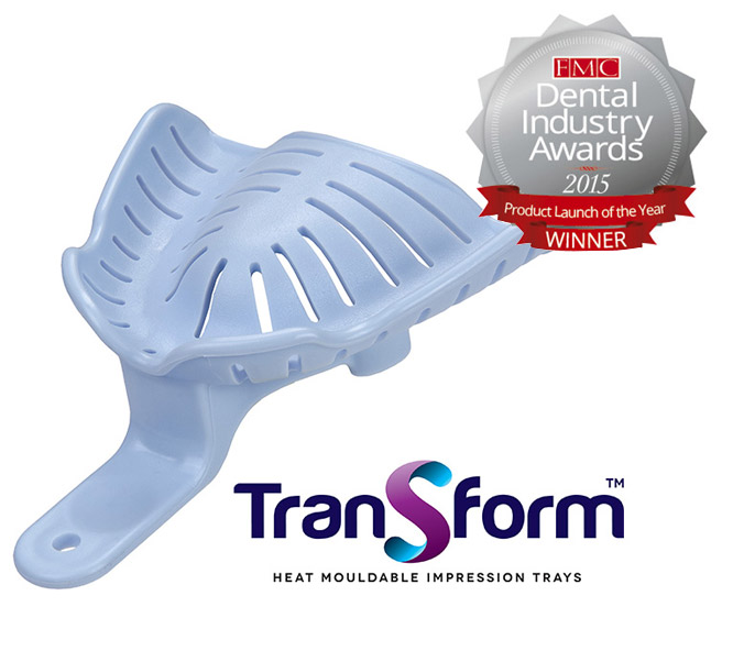 Transform Heat Mouldable Impression Trays